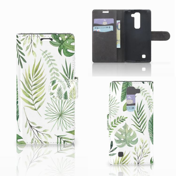 LG Magna | G4C Hoesje Leaves
