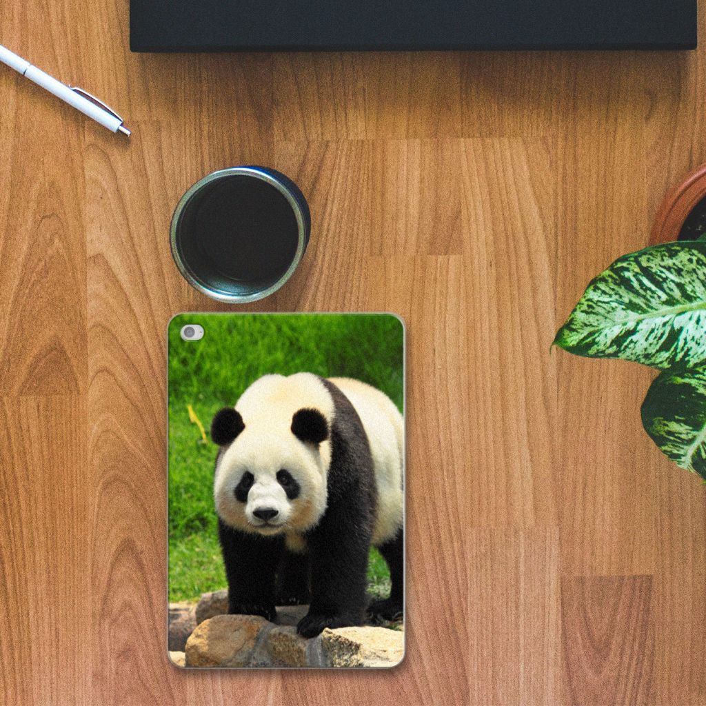 Apple iPad Mini 4   Mini 5 (2019) Back Case Panda