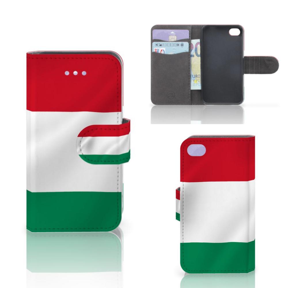 Apple iPhone 4 | 4S Bookstyle Case Hongarije