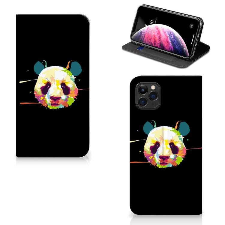 Apple iPhone 11 Pro Max Magnet Case Panda Color
