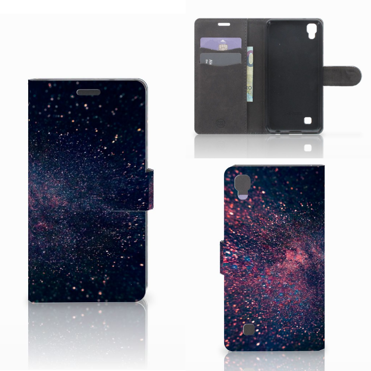 LG X Power Bookcase Stars