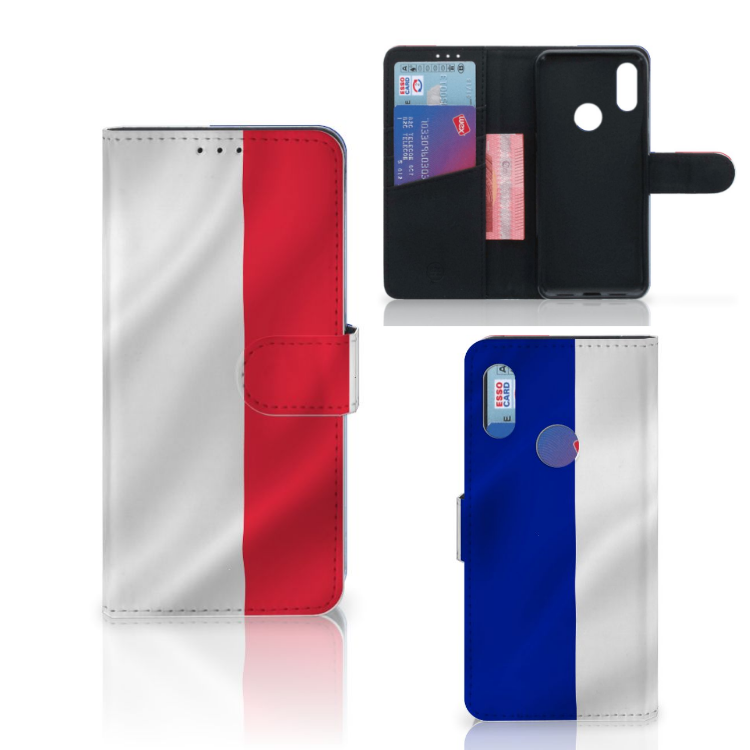 Xiaomi Redmi 7 Bookstyle Case Frankrijk