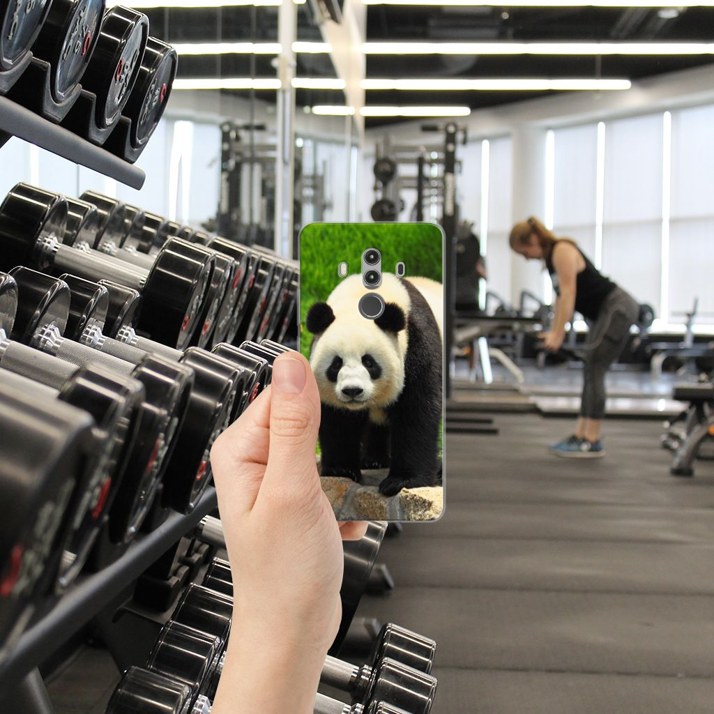 Huawei Mate 10 Pro TPU Hoesje Design Panda