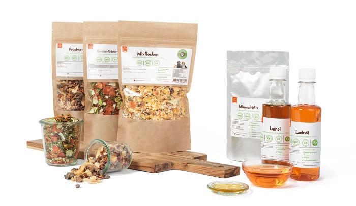 Produktabbildung Hunde Nahrungsergänzung