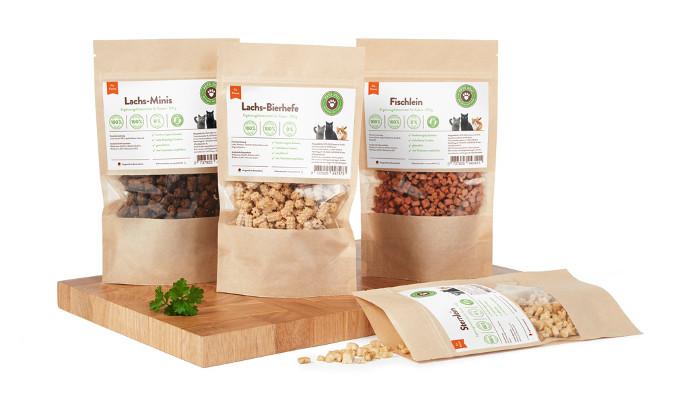 Produktabbildung Katzen Snacks