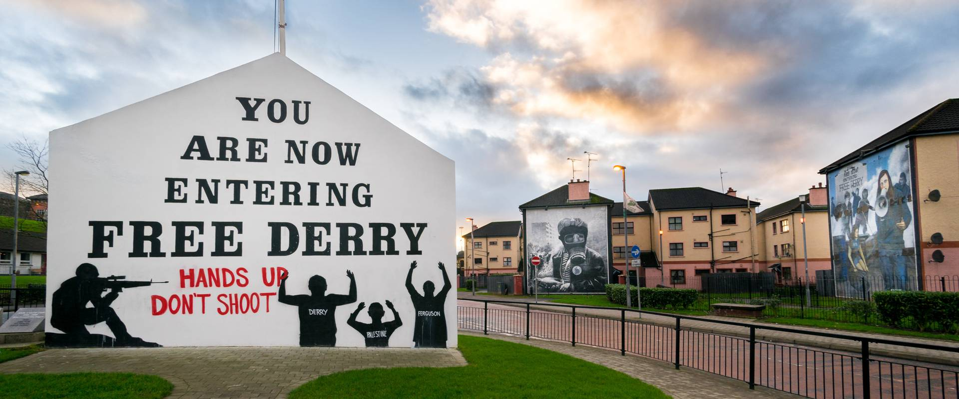 the enduring legacy of paramilitary in northern