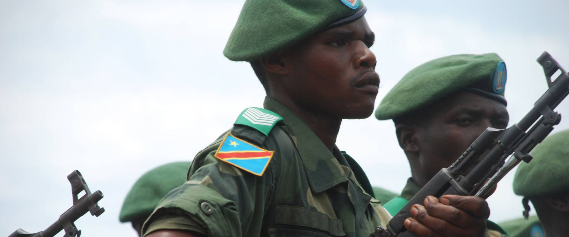 Soldiers for peace in DR Congo