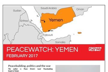 Yemen: Conflict and peace | Peace Insight