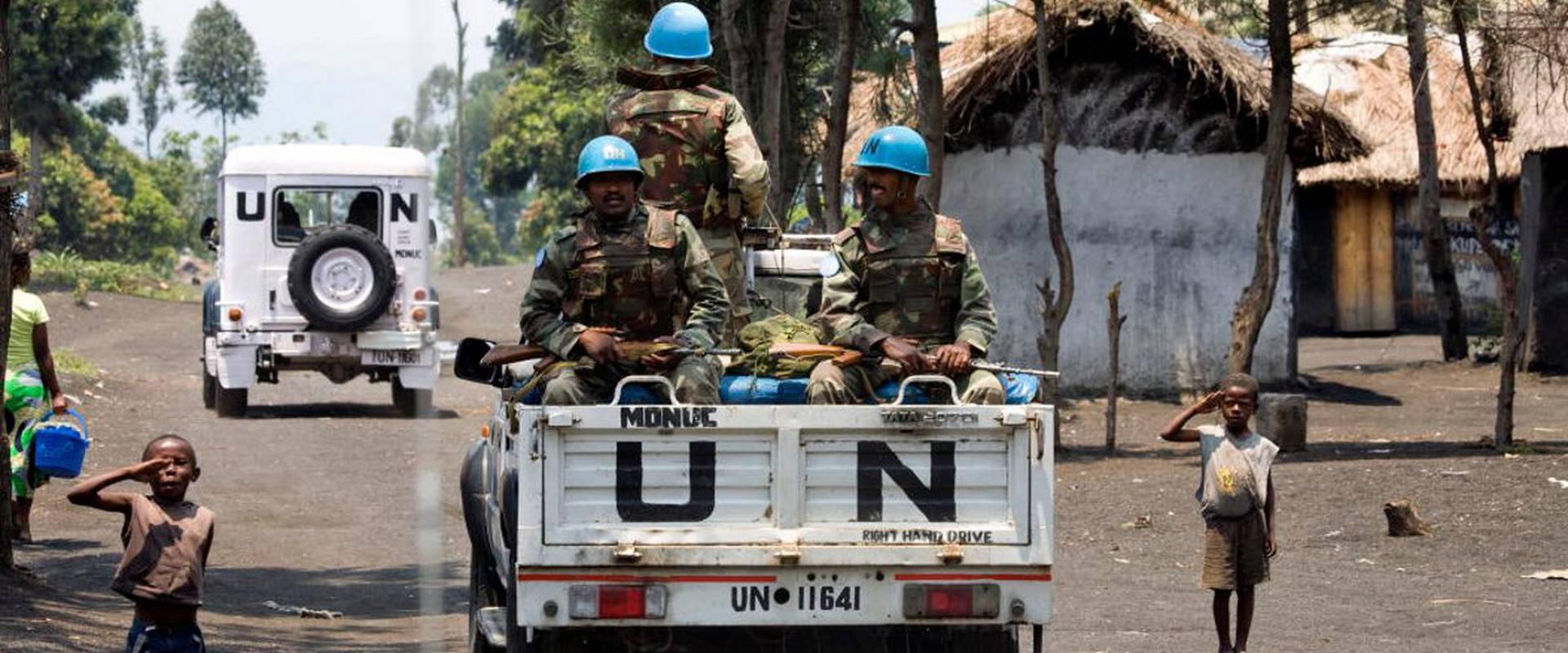Prescribed 1 peacemaking and peacekeeping international