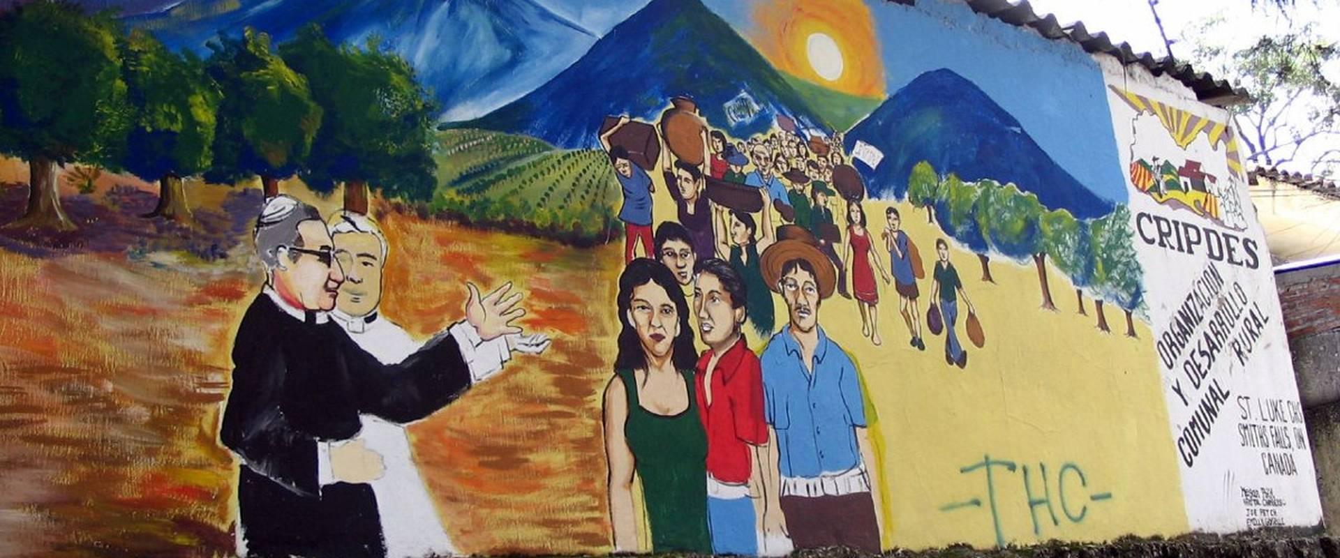 Gone But Not Forgotten Oscar Romero Rutilio Grande And