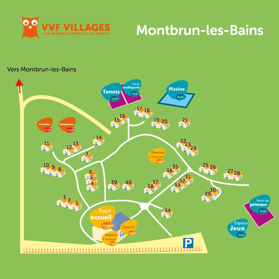 Vacances montbrun les bains avec vvf villages - Office du tourisme montbrun les bains ...