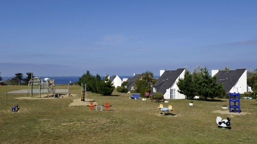 Les Villages - Belle-île-en-Mer - 2. Equipement - Infrastructure du Village