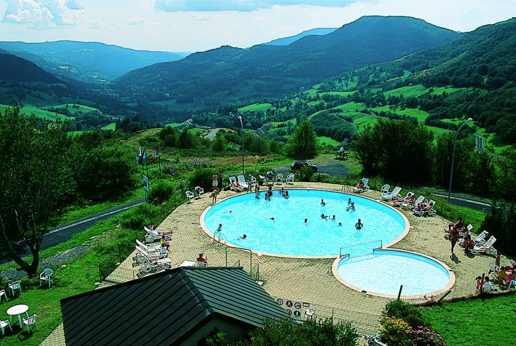Les Villages - Le Grand lioran - 2. Equipement - Piscine - Font de Cère