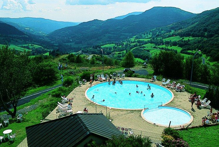 Les Villages - Le Grand lioran - 2. Equipement - Piscine - Font de Cère