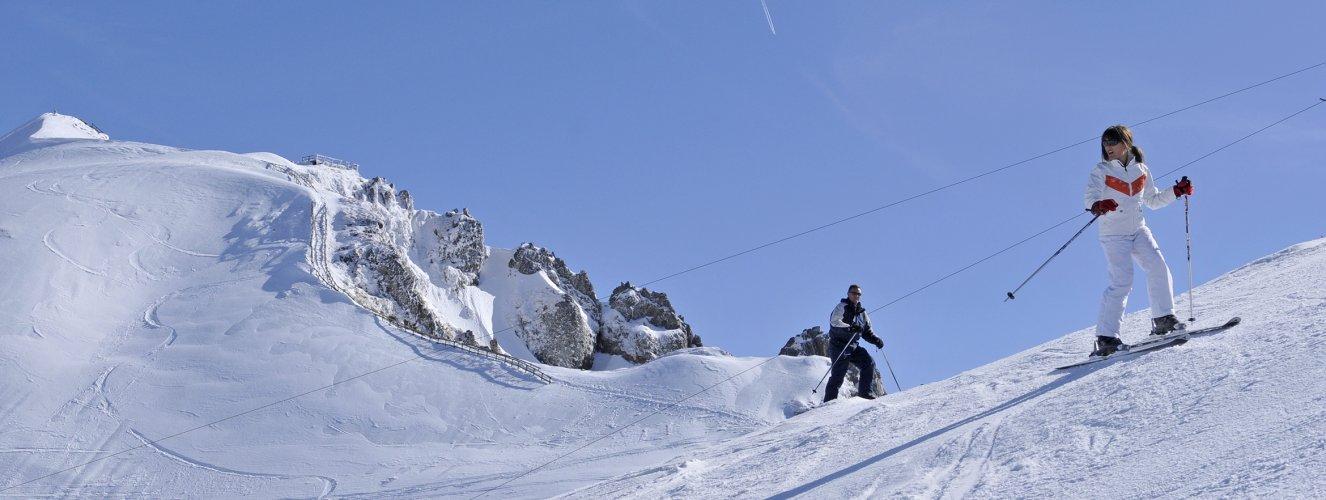 sejour ski massif central derniere minute