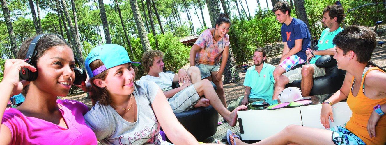 Location Vacances Et Idees Vacances Avec Ados En Villages Vacances Vvf