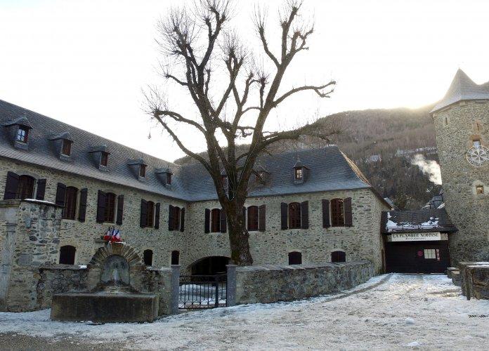 WEB - Fiches villages - Saint Lary Soulan HIVER
