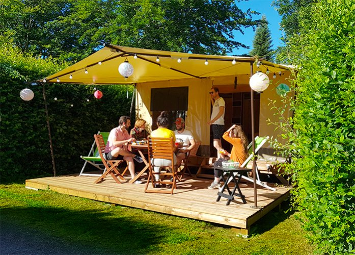 WEB - Fiches villages - Saint Bonnet en Champsaur - PEA - Camping