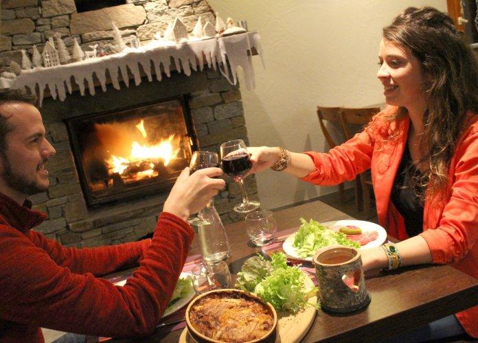 Les Villages - Montchavin La Plagne - 4. Restauration - Restaurant