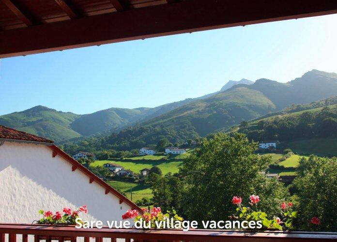 Les Villages - Sare - 5. Découverte - Paysages