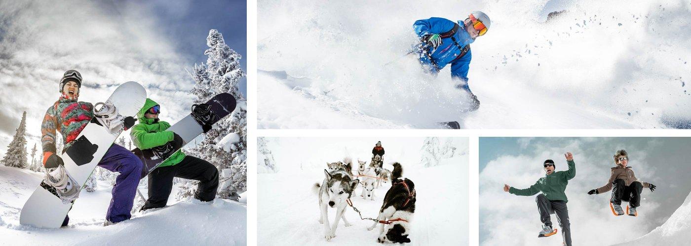Vacances sportives en hiver avec VVF Villages
