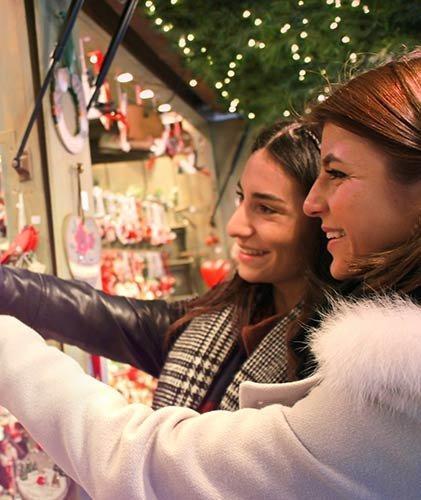 Photo des marchés de Noël