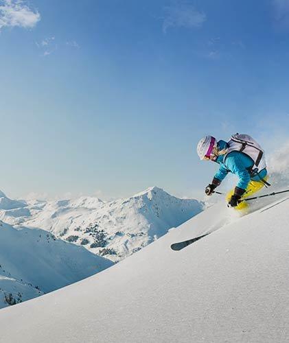 Image illustrant les séjours Total Ski
