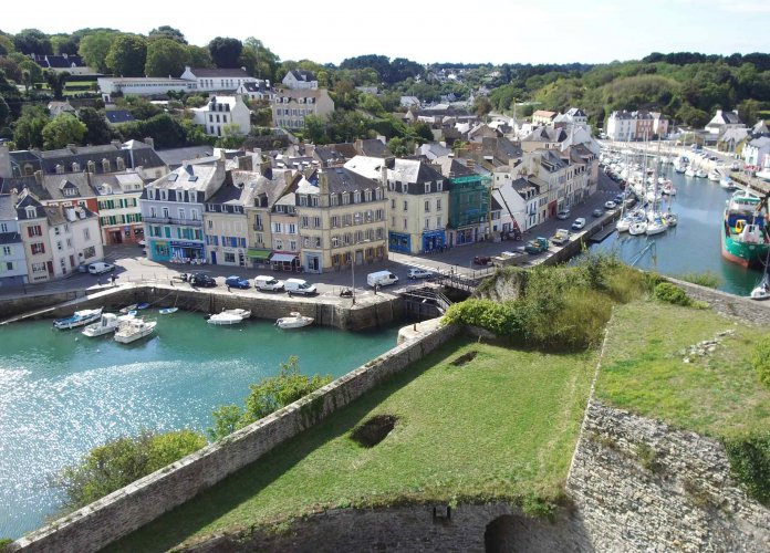 WEB - Fiches villages - Belle Ile en Mer - PEA