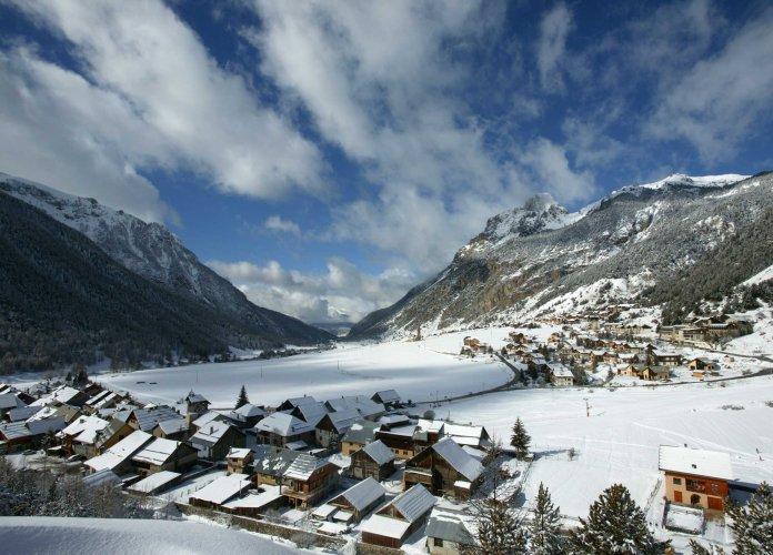 WEB - Fiches villages - Ceillac - HIVER