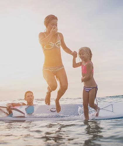 Image illustrant les vacances sportives
