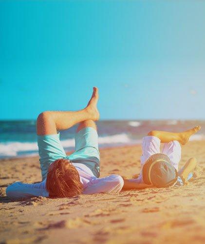 Image illustrant la quinzaine de l'été