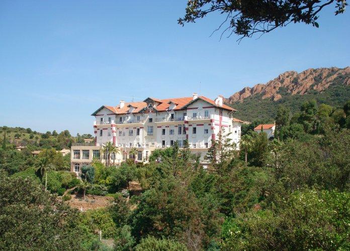 WEB - Fiches villages - Agay