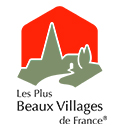 "Najac l'un des ""Plus Beaux Villages de France"""