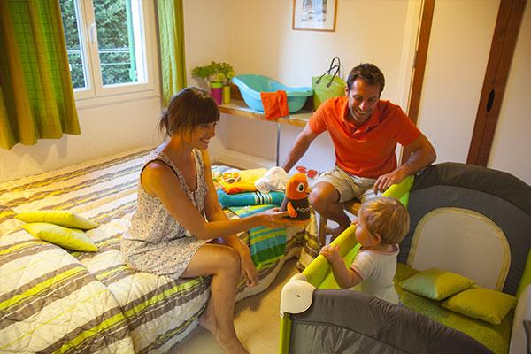 vacances avec bébé pas cher
