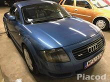 Audi TT 1.8 Quattro 224Le