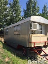 Eladó lakókocsi