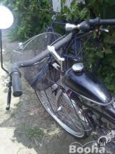 benzismotoros kerékpár