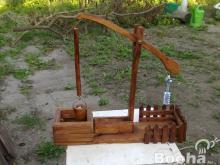 Fából készült tárgyak
