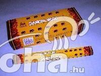 Tulasi Szantál Sandal Wood füstölő ezotéria