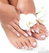 Szeretem amikor ápoltak a kezeim és a lábaim! És Ön?
