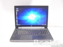 HP Elitebook 8560w üzleti és gamer laptop, Intel Core i7-2860QM, 8 GB RAM, 500 GB HDD, 15,6