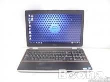 Dell Latitude E6520 gamer és üzleti laptop, Intel Core i7-2640M, dual vga, 4 GB RAM, 320 GB HDD, 15,