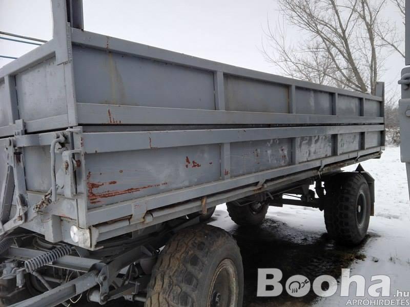 HW 80-11 IFA Pótkocsi eladó