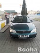 Ford Mondeo 2000D.