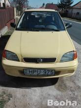 Eladó 2001-es Suzuki Swift jó állapotban!!!!