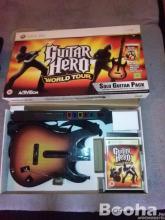 Xbox guitar hero