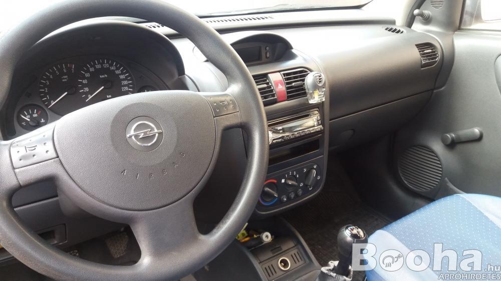 magkímélt Opel Corsa 1.2