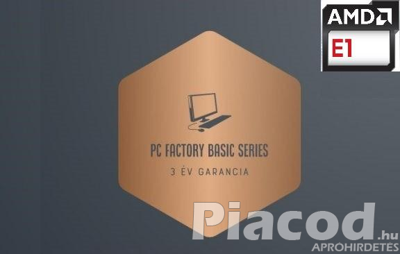 PC FACTORY MINIMAL INTERNET&OFFICE (GIGABYTE E6010N\8GB\240GB SSD)