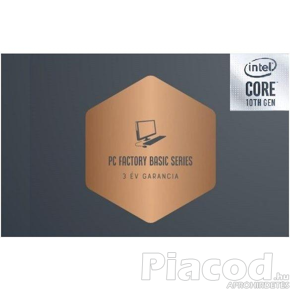 PC FACTORY 10.GEN INTEL_BASIC ( INTEL G5920\4GB\120GB SSD)