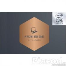 PC FACTORY 10.GEN INTEL_BASIC4( INTEL CORE I3-10100 \8GB DDR4\240GB SSD\1TB HDD\UHD VGA)